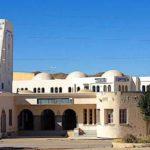 Abandoned Tunisia: former Hotel Kousseila in Matmata