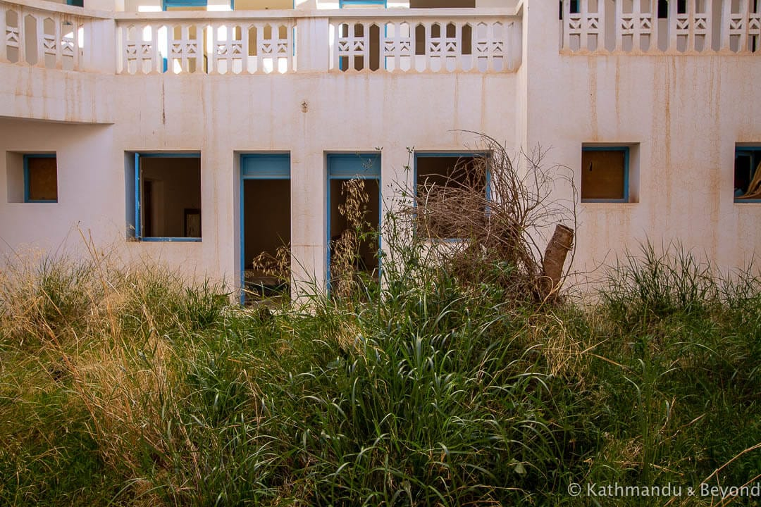 Hotel Kousseila Matmata Tunisia-17