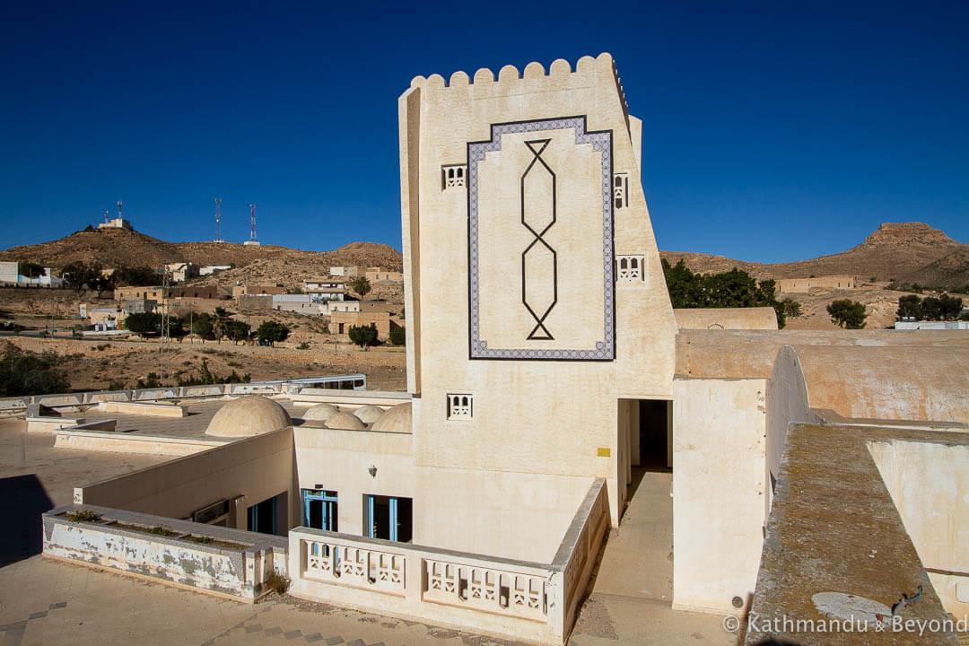 Hotel Kousseila Matmata Tunisia-25