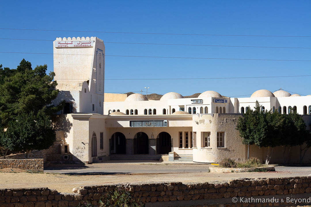 Hotel Kousseila Matmata Tunisia-44