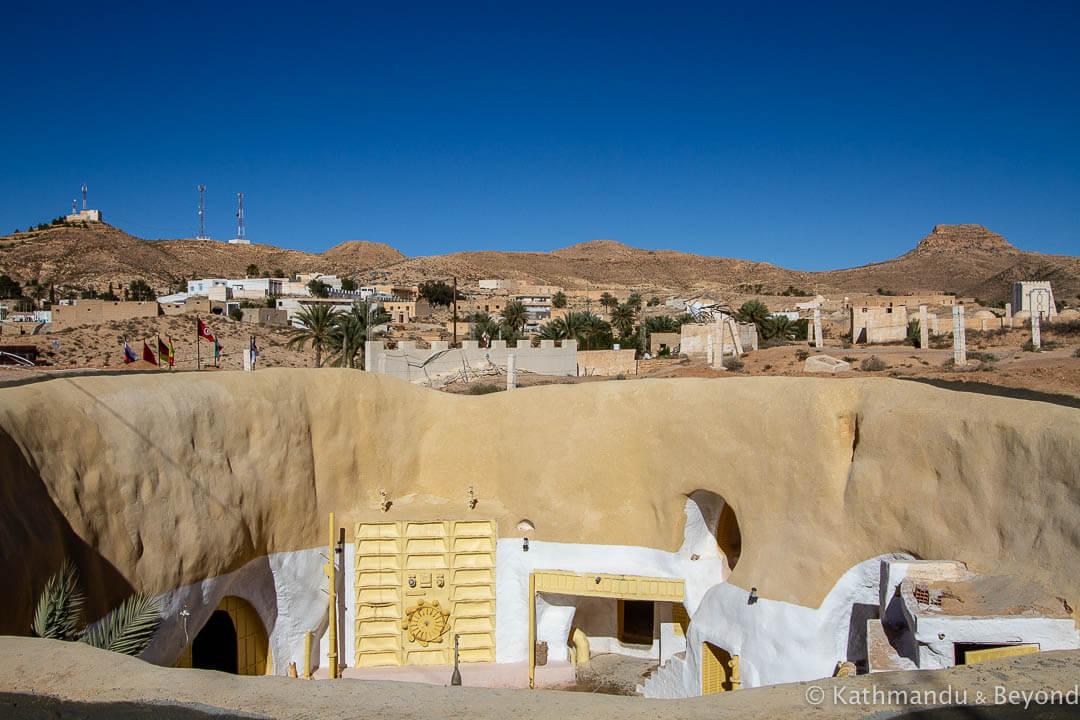 Hotel Sidi Idriss Matmata Tunisia-11