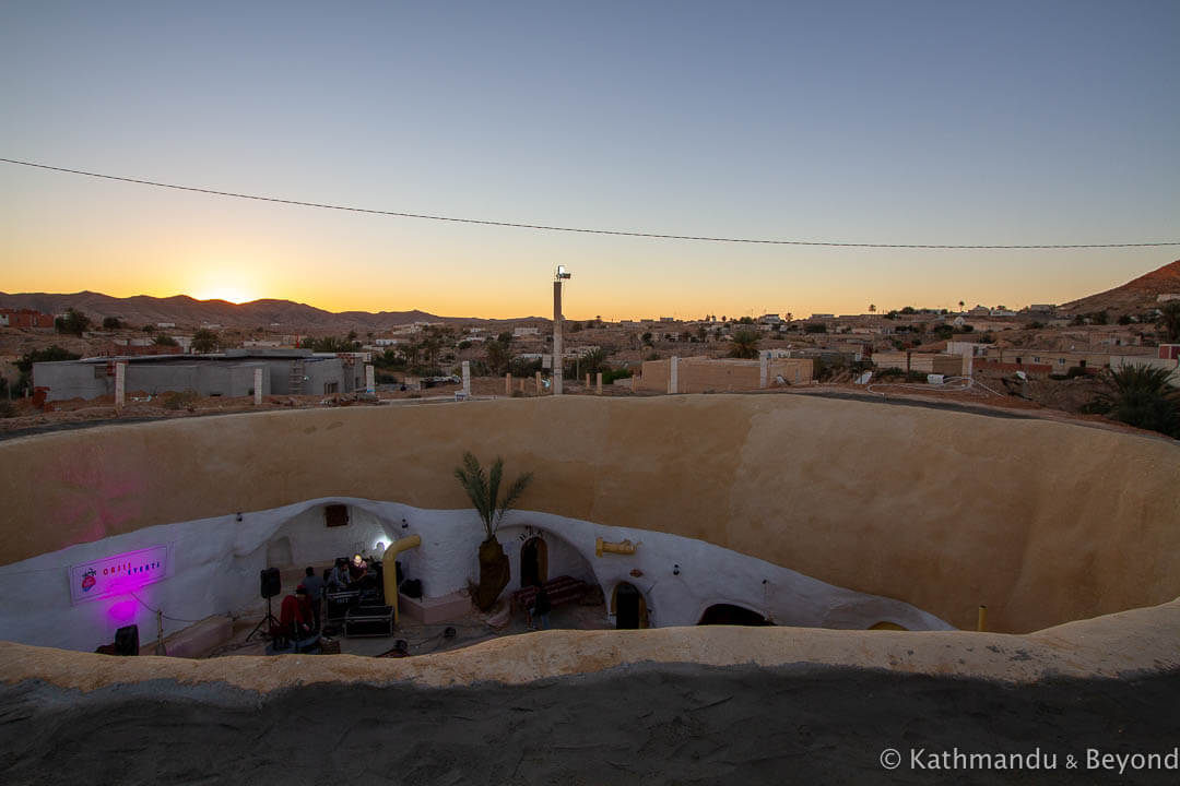 Hotel Sidi Idriss Matmata Tunisia-15