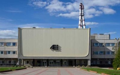 Places associated with the Chernobyl Nuclear Disaster