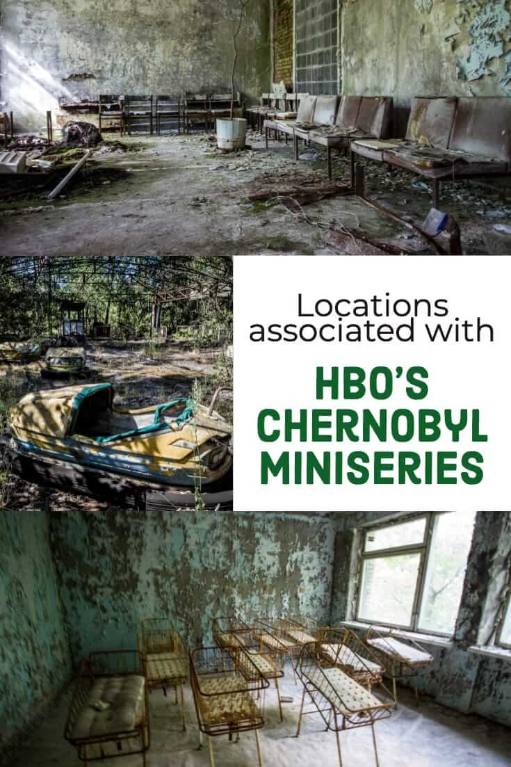 Places associated with HBO's Chernobyl miniseries #Ukraine #Lithuania #filminglocations #miniseries