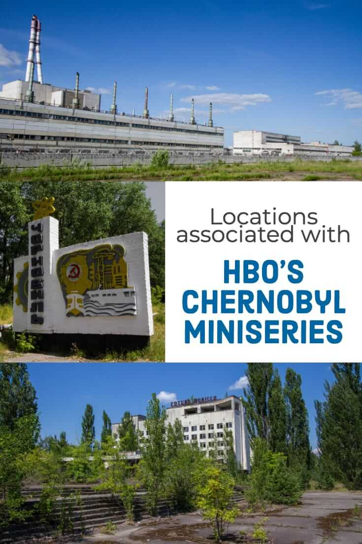 Places associated with HBO's Chernobyl miniseries #Ukraine #Lithuania #filminglocations