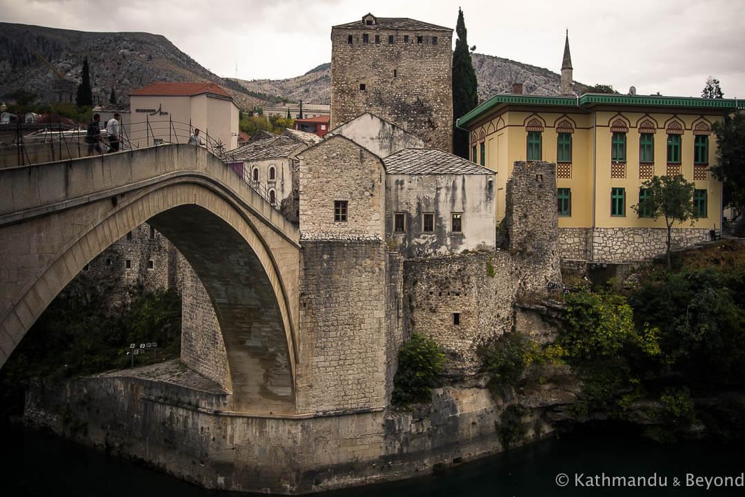 Stari Most (Old Bridge) Mostar Bosnia and Herzegovina-13