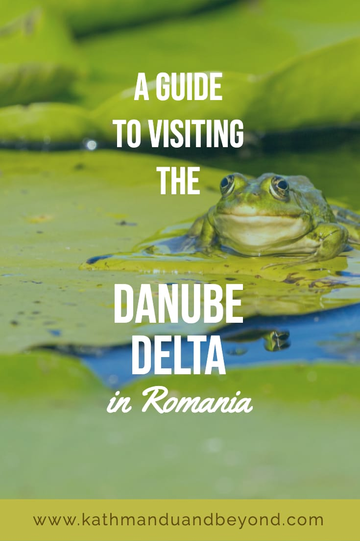 A guide to visiting the Danube Delta in Romania #travel #balkans #deltadunarii #europe #offthebeatentrack