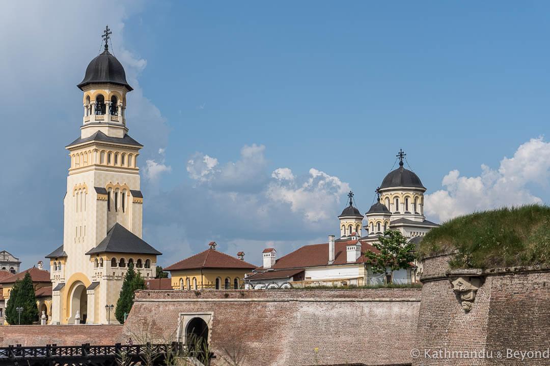 Alba Carolina Citadel Alba Iulia Romania-5