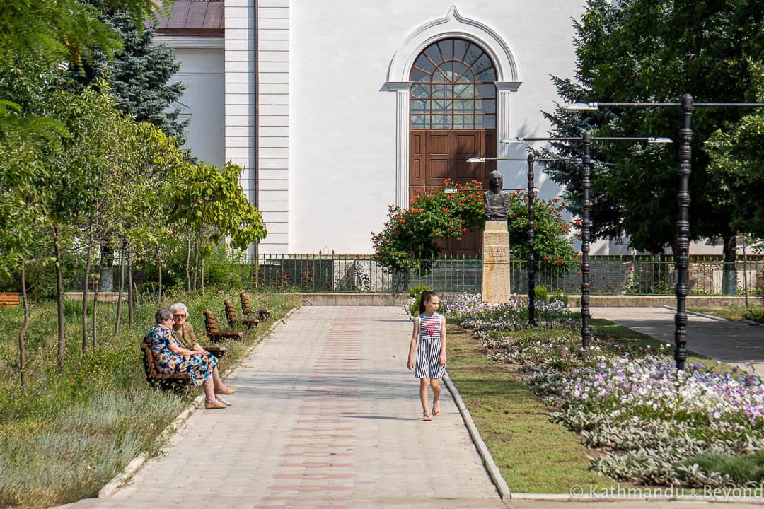 Central Park Cahul Moldova-2
