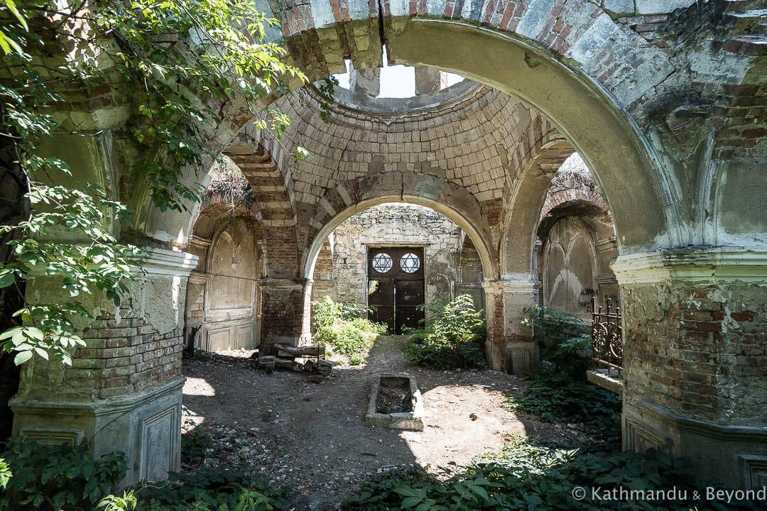 Chisinau Jewish Cemetery Chisinau Moldova-8