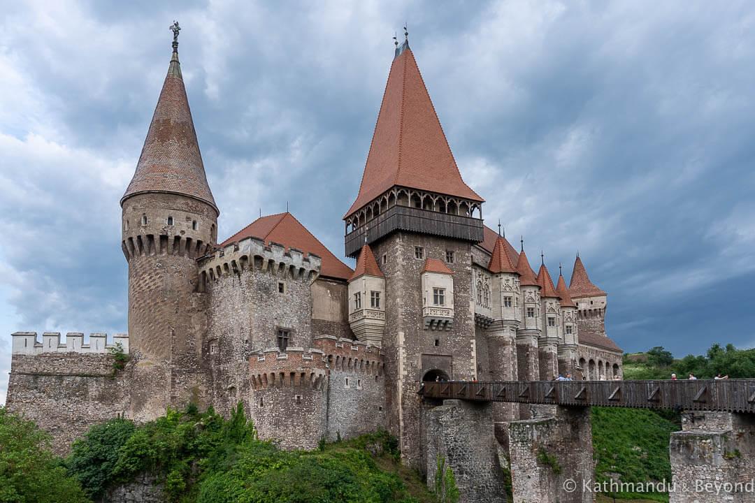 Corvin Castle Hunedoara Romania-7