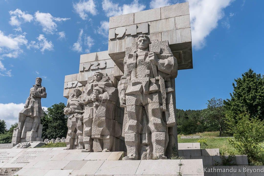 Memorial Complex Hristo Botev Kalofer Bulgaria-12