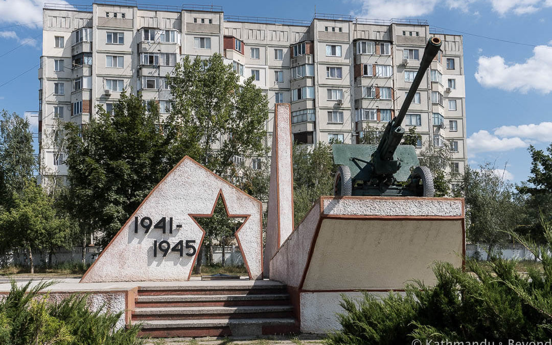 Monument to the Liberation of Cahul