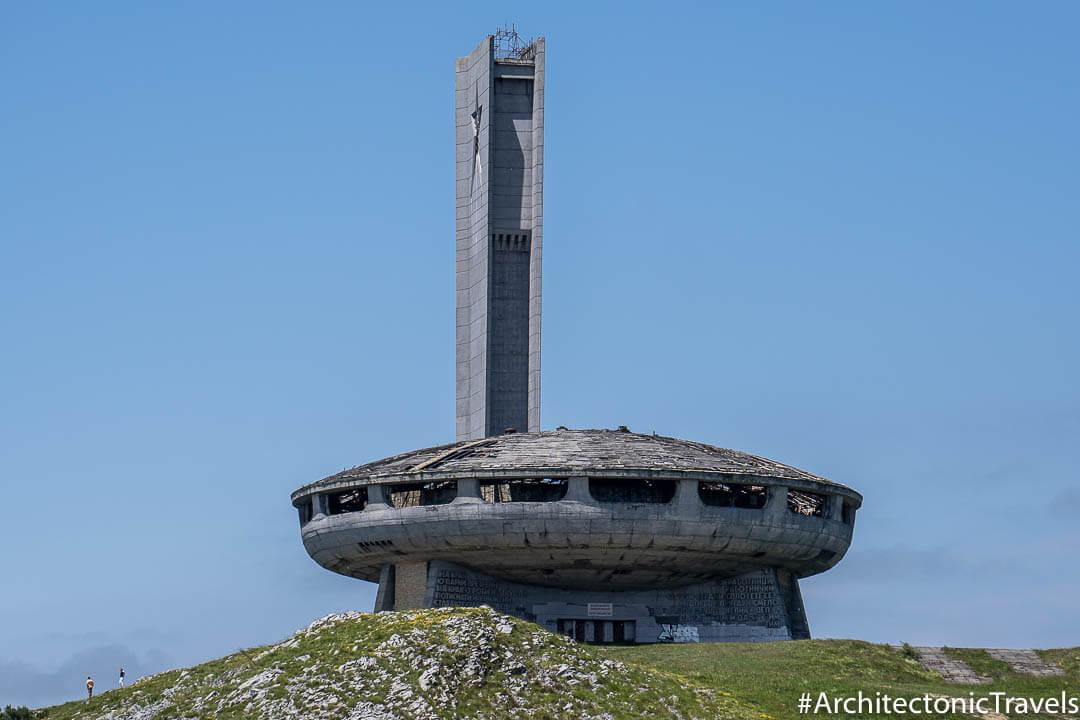 Buzludzha Monument Buzludzha Bulgaria-15