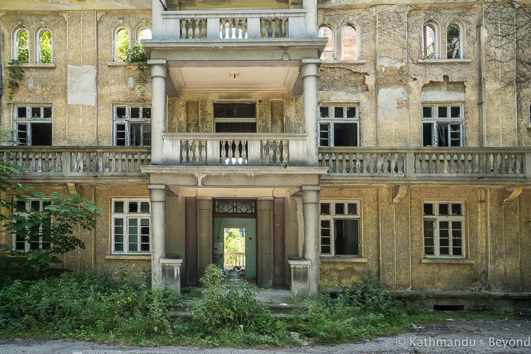 Pencho Semov's Villa Gabrovo Bulgaria-11