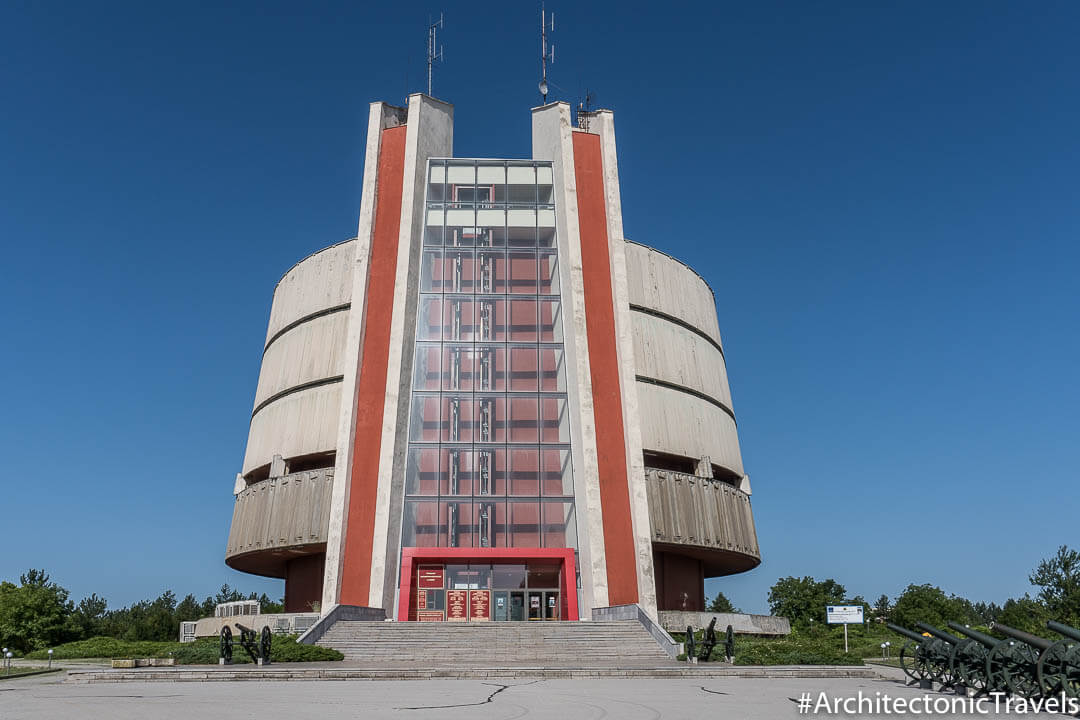 Pleven Panorama (Pleven Epopee 1877) in Pleven, Bulgaria | Modernist | Socialist architecture | former Eastern Bloc
