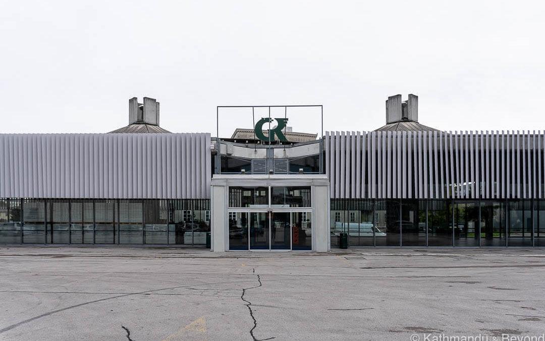 Steklena Hall, Ljubljana Exhibition and Convention Centre