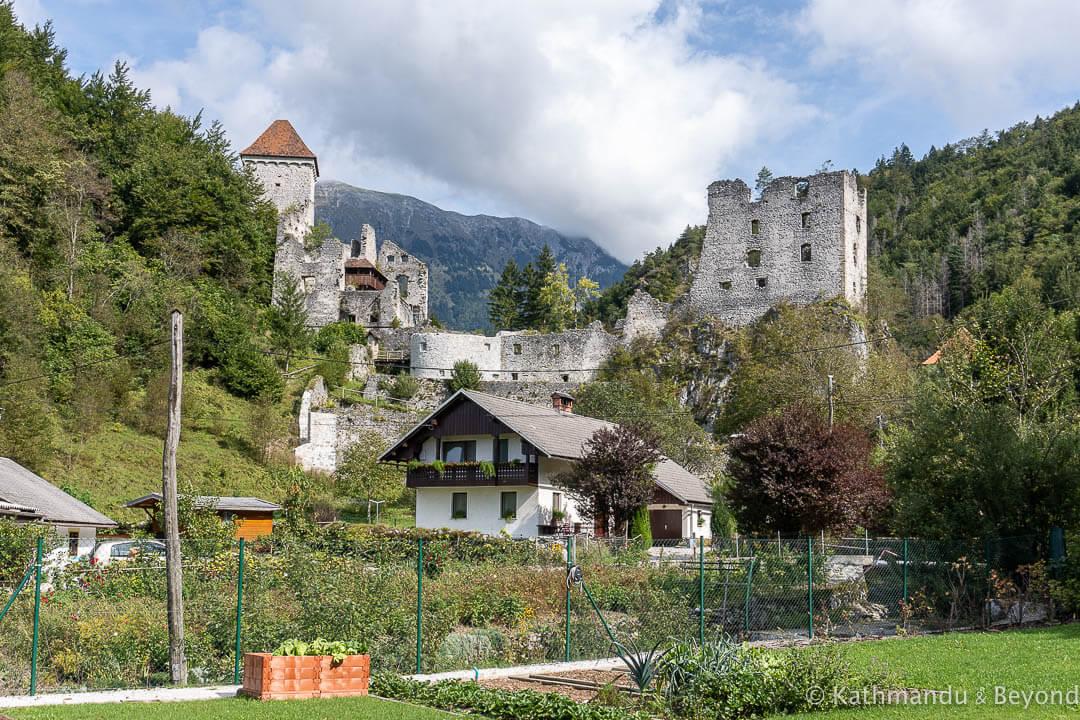 Kamen Castle Begunje Slovenia