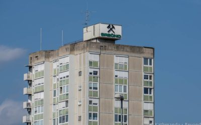 Miners' Tower Block