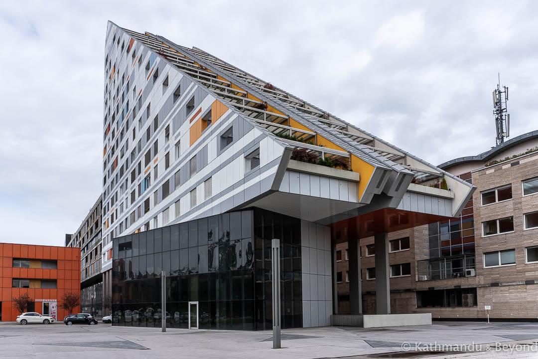 R5 Residential Building Ljubljana Slovenia-4