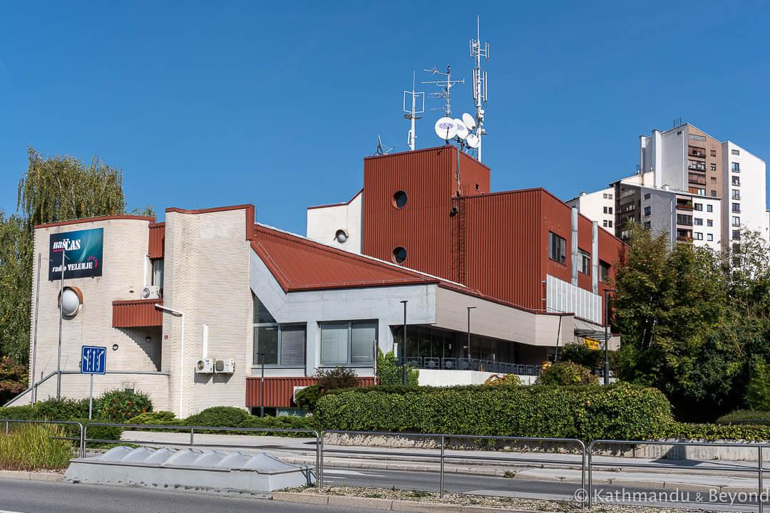 Telecom Centre Velenje Slovenia 15.34.38