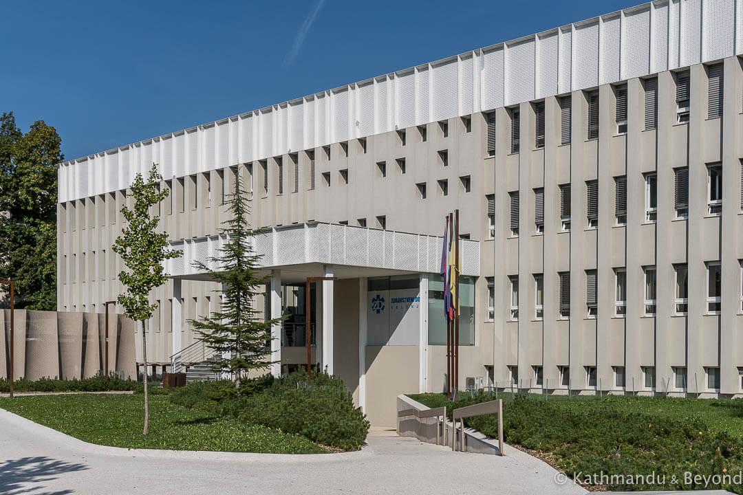 Velenje Health Centre Velenje Slovenia 15.34.49