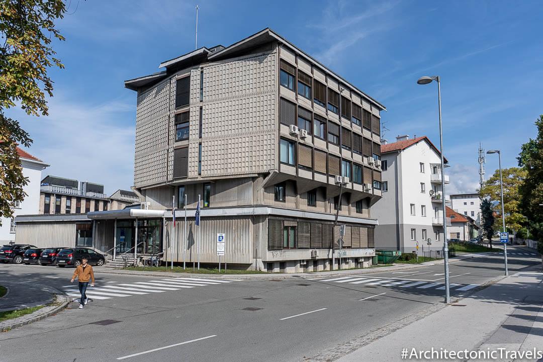 National Bank srs Kranj Slovenia