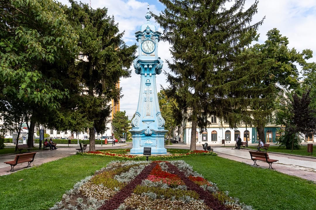 Braila Clock Braila Romania