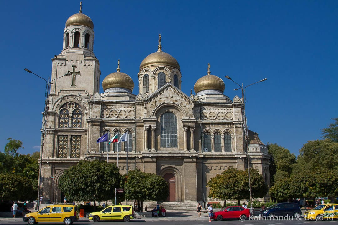Cathedral of the Assumption of the Virgin Varna Bulgaria-11