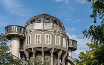 Former Water Tower Rotating Restaurant