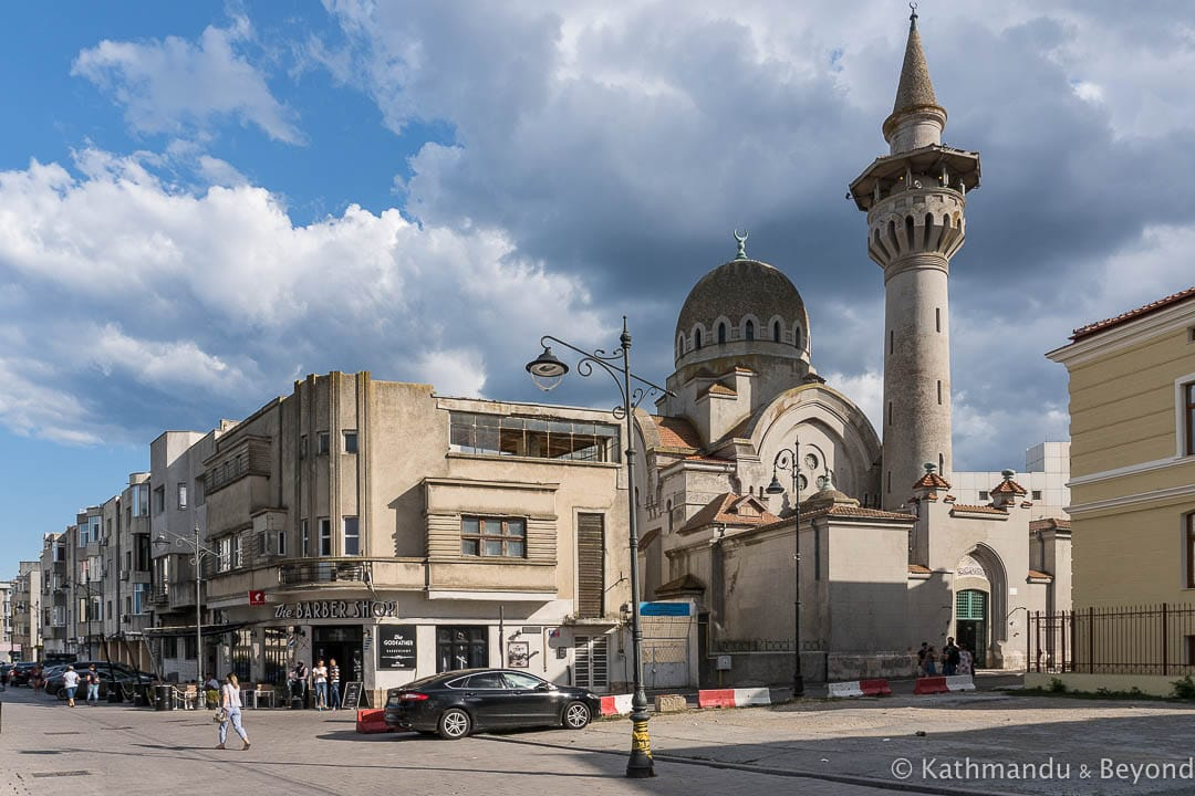 Grand Mosque of Constanta Constanta Romania