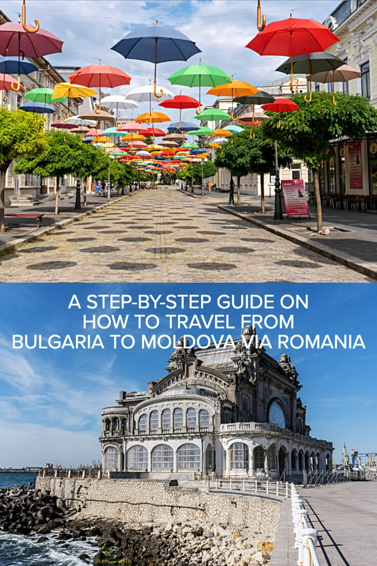 How to get from Varna to Chisinau via the Danube Delta #itinerary #Bulgaria #Romania #Moldova #offthebeatenpath #travel #itinerary #traveltips