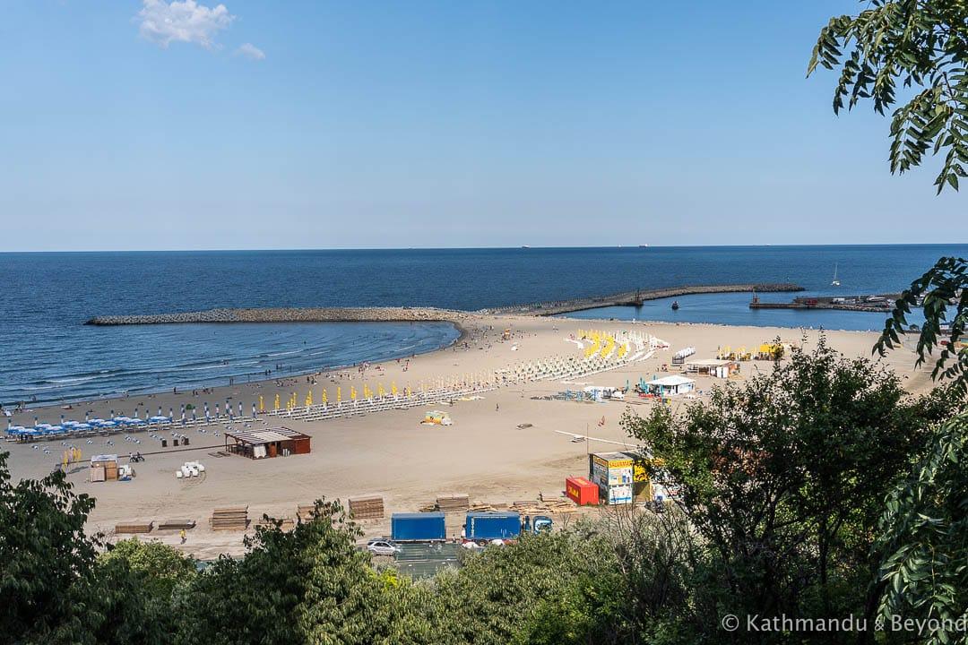 Modern Beach Constanta Romania