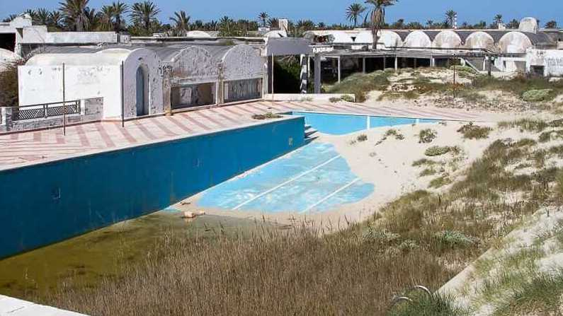 Off-the-beaten-track Tunisia - Abandoned resorts on Djerba Island