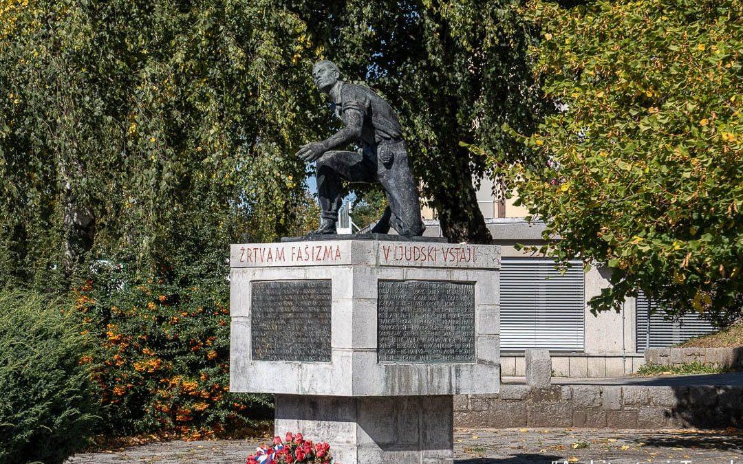 Memorial to Victims of Fascism
