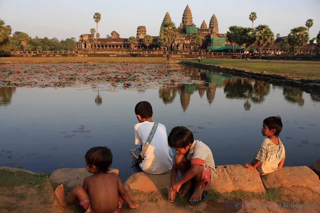 Angkor Wat Angkor Siem Reap Cambodia 91