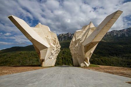 Architectonic Bosnia and Herzegovina