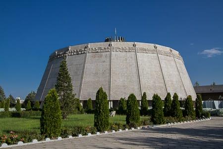 Architectonic Tajikistan