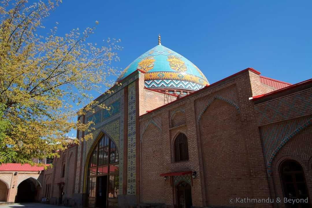 Blue Mosque Yerevan Armenia (1)