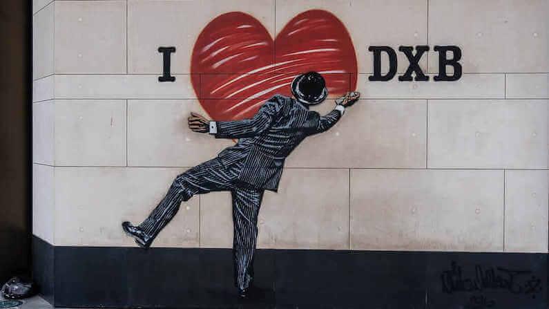 Dubai Street Art: City Walk | Street Art in the United Arab Emirates
