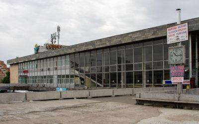 Ortachala Bus Station
