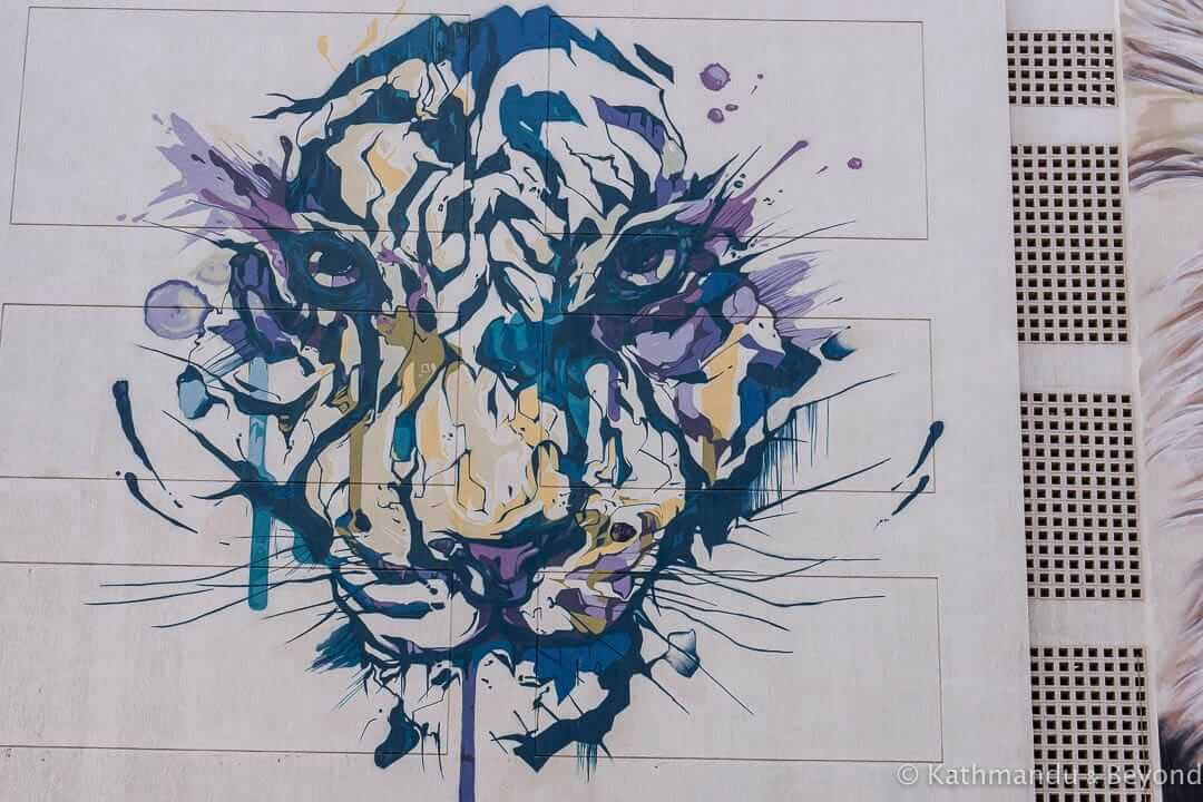Abdul Rashade@abdulrashade Al Karama Street Art Dubai United Arab Emirates
