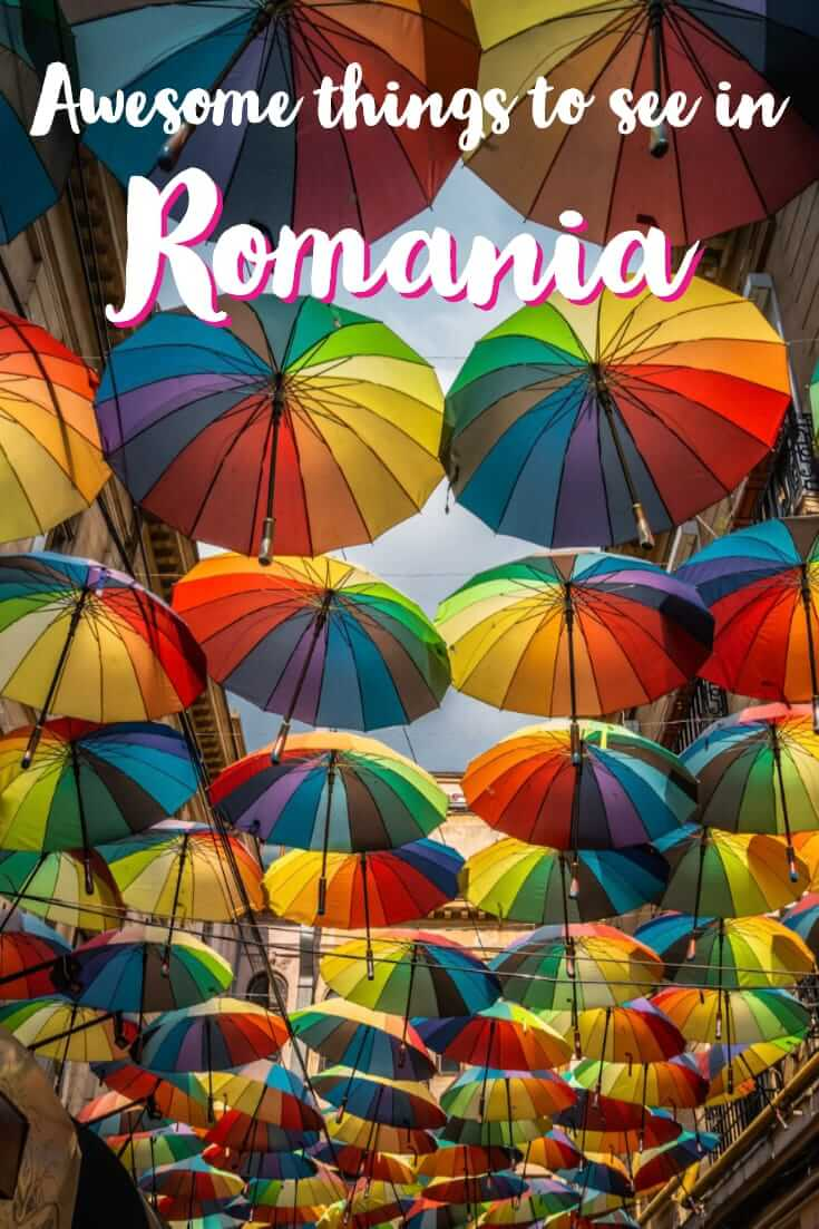 Awesome things to see n Romania #travel #europe #traveltips #offthepath