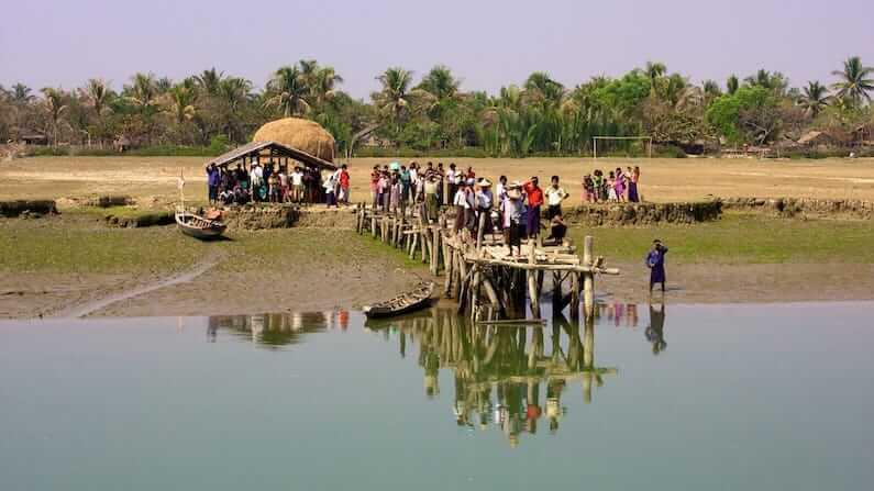 Back in the day: Visiting Rakhine State in Myanmar (Burma)