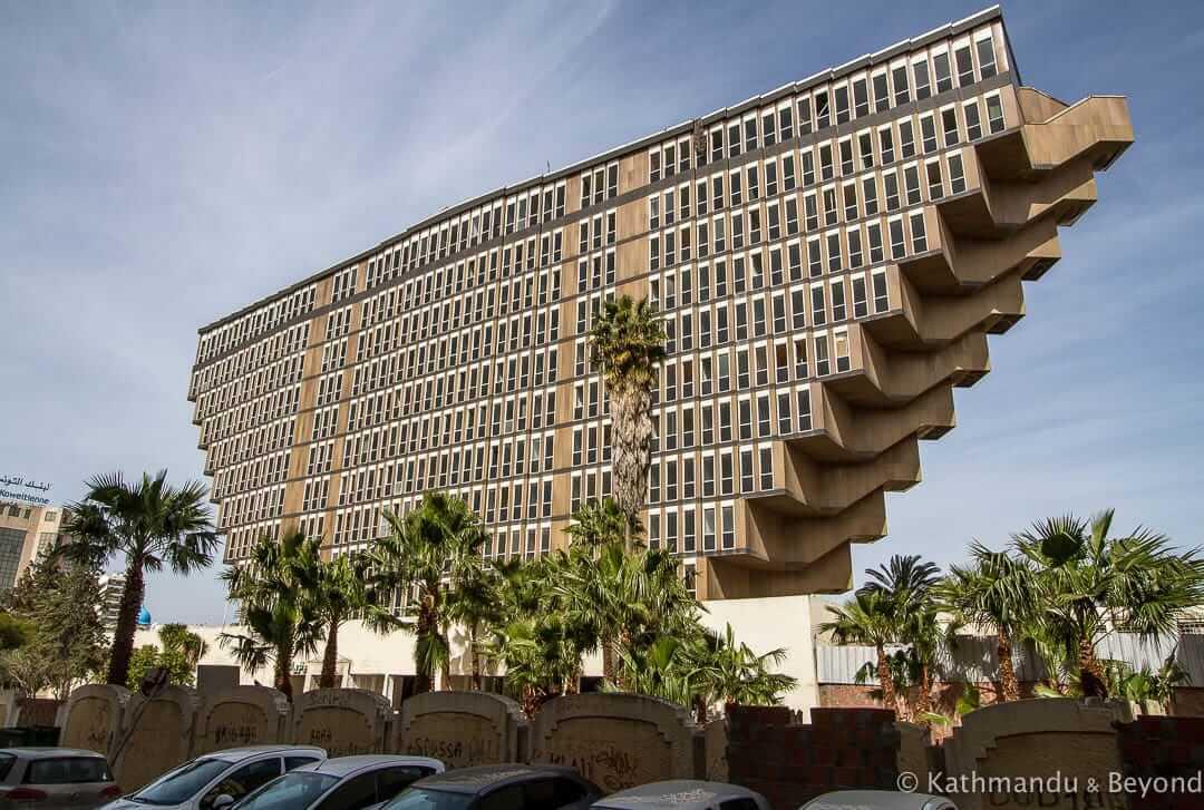 Hotel du Lac Tunis Tunisia-7