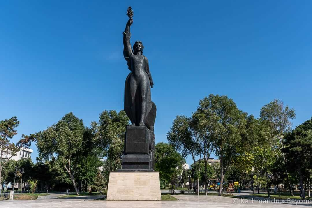 Monument to Victory Constanta Romania-6