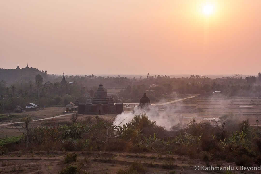 Mrauk U Burma (Myanmar) 29