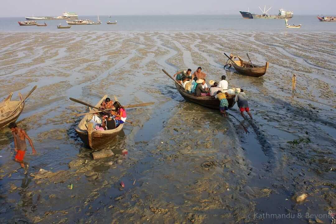 Sittwe Burma (Myanmar) 50