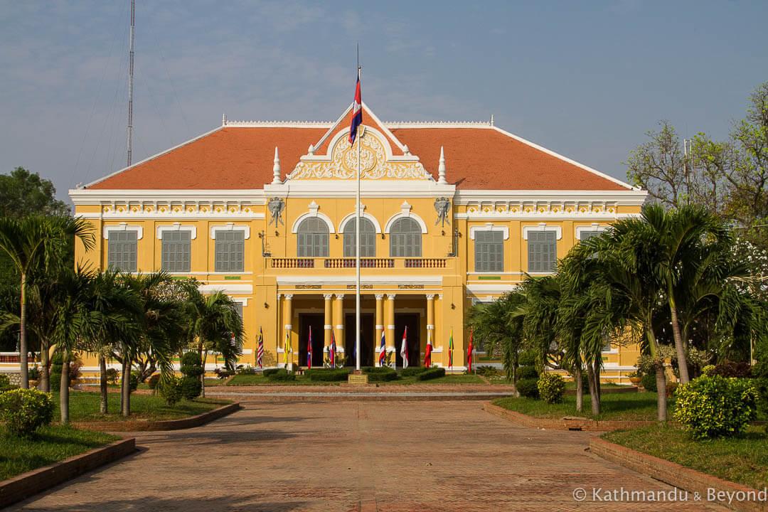 Battambang Provincial Hall (Governor's Residence) Battambang Cambodia-3