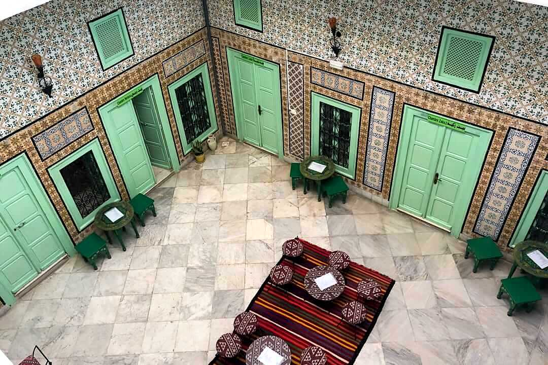 Dar Ya Tunis - Budget accommodation in Tunisia